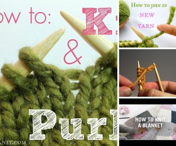 Tips for Knitting