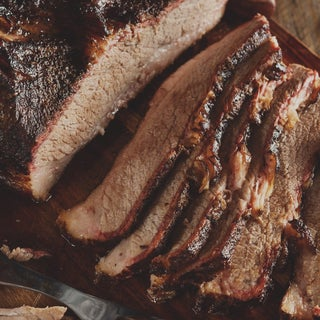 The Perfect Smoked Brisket