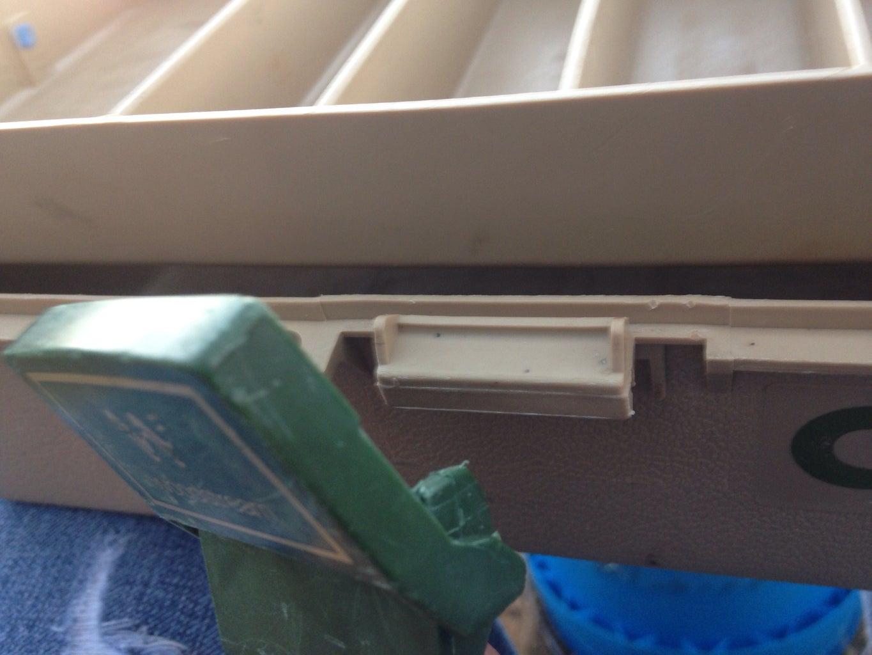Old Tackle Box Restoration
