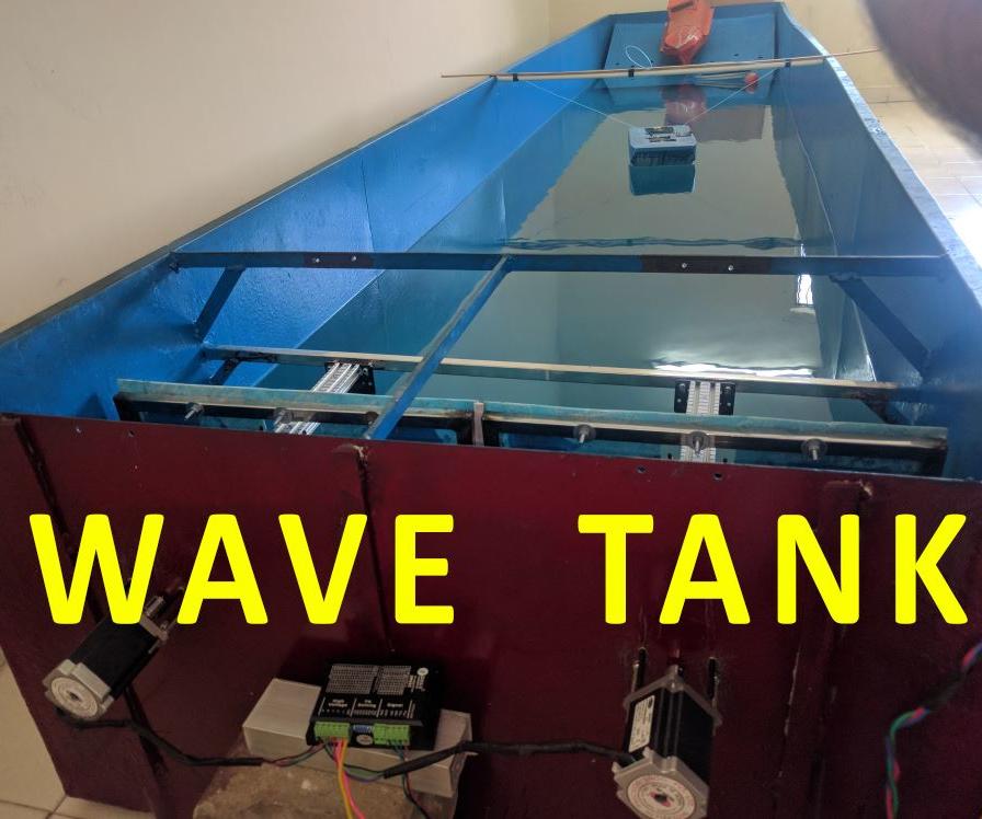 DIY Wave Tank/flume Using Arduino and V-slot