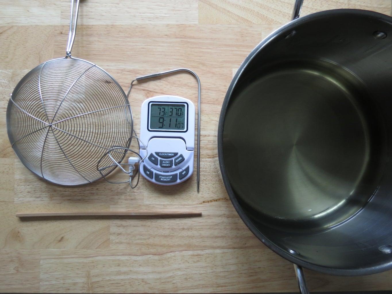 Ingredients & Supplies
