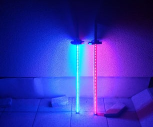 Lightsabers for LARP Fights Under 20 USD