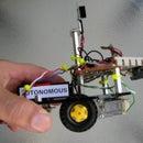 Robot 3: Autonomous Sensor Platform 'Jimbo'