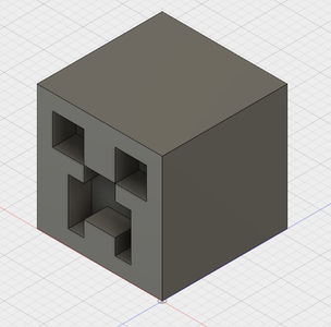 Extruding the Face