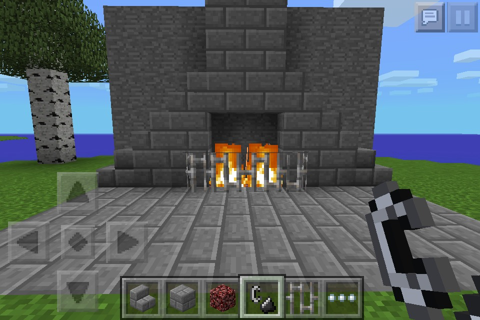How To Make A Fireplace