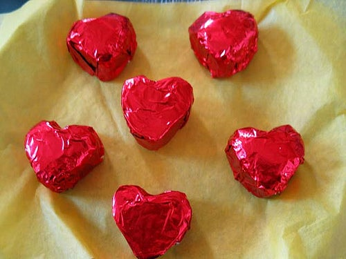 Chocolate Bath Melts - the Chocolate That's Good for Your Thighs