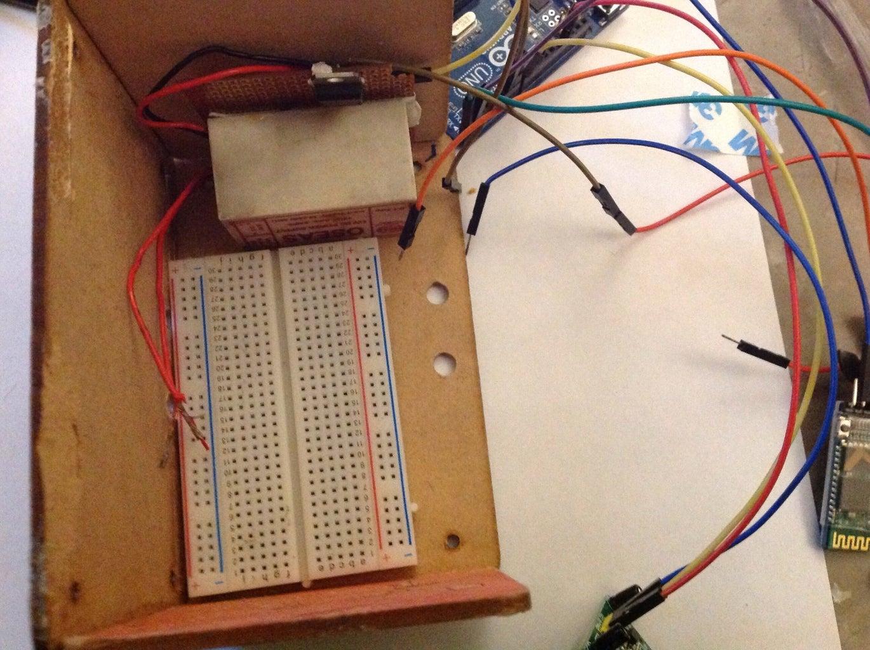 Making the Voltage Regulator( Phase Three)