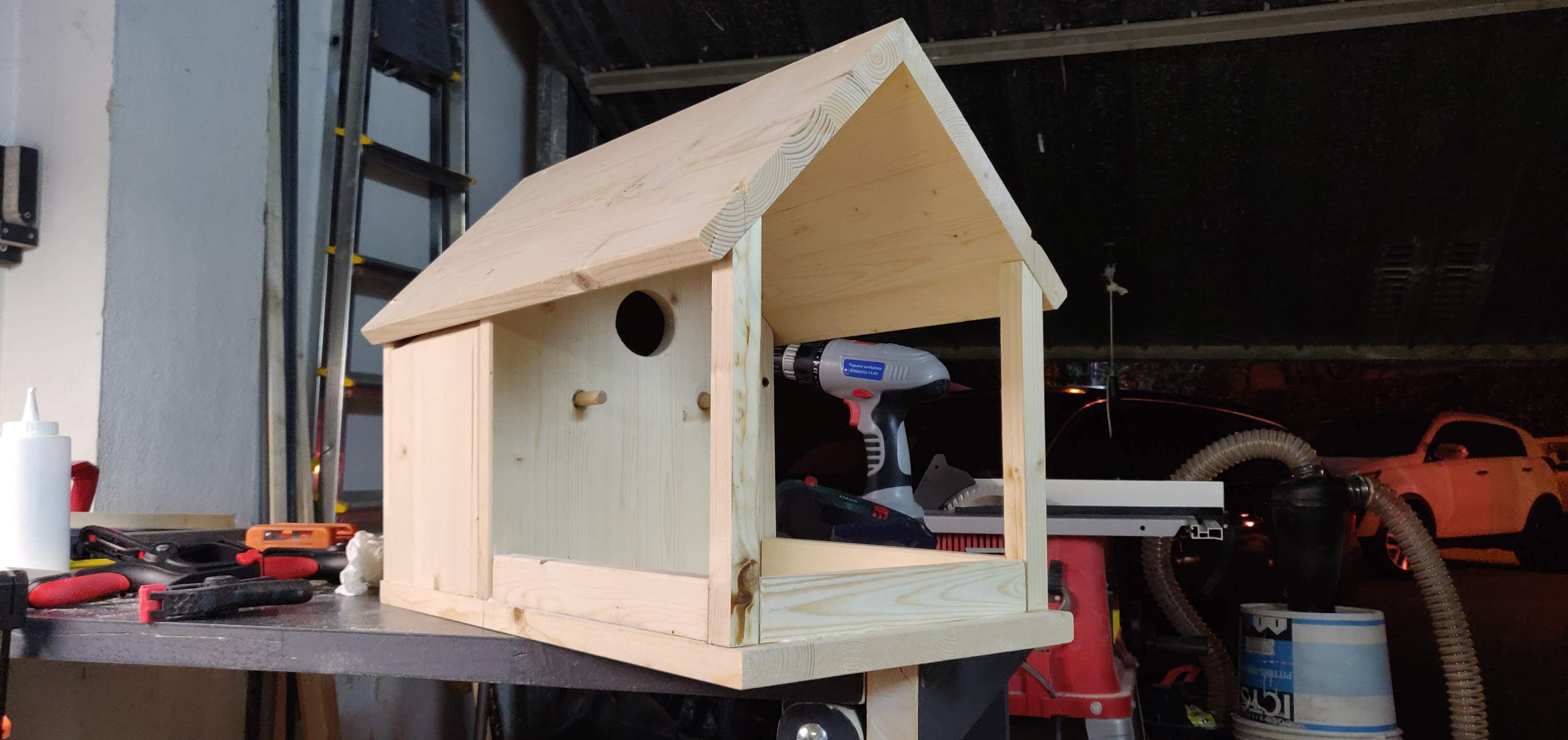 Make a WiFi Camera Bird Box - Cheepy Cheap!