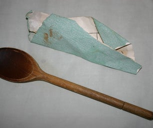 Don't Chuck That Old Wooden Spoon!