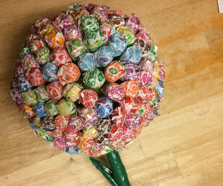 Giant Dum-Dum Flower