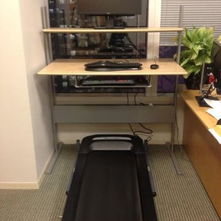 Fancy Ikea Treadmill Desk