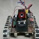 Raspberry Pi Rover (simple) Using Rpi , Arduino