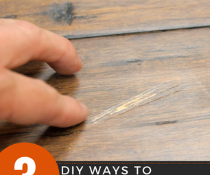 3 DIY Way to Fix a Scratch in Hardwood Floors