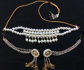 Handmade Jewellery Set