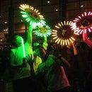Concert Glowstick Wheel