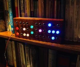 ESP 8266-实验室试管Tix时钟