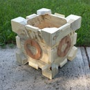 Pallet Companion Cube Container