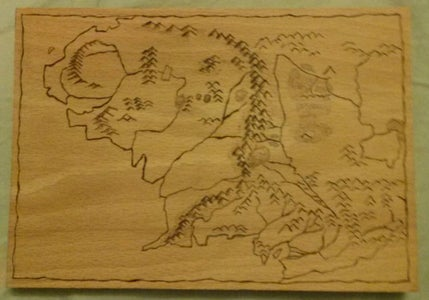 Basic Outline and Mountain Forming