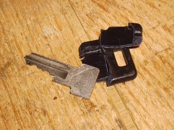 Repair a Broken Key Handle.