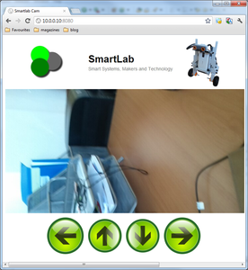 Control a NXT Robot With Android and HTML5