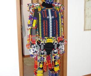 K'NEX Robotic Suit