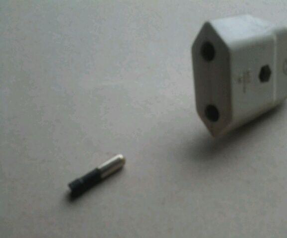 Fix: Broken Plug