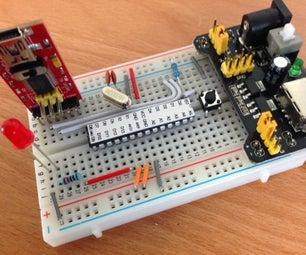 自造你的Arduino UNO板