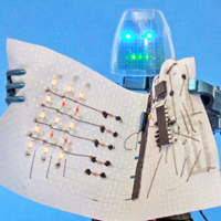 Flexible Fabric Circuit