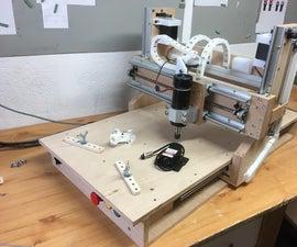 Multifunctional Hobby CNC Machine