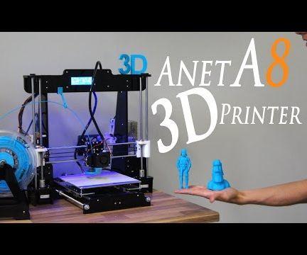 DIY 3D Printer Build Kit - (130$)