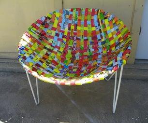 Woven Patio Chair