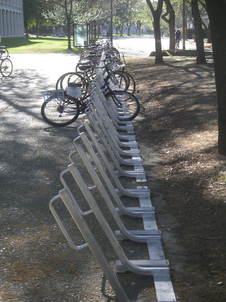 Actually Locking the Bike