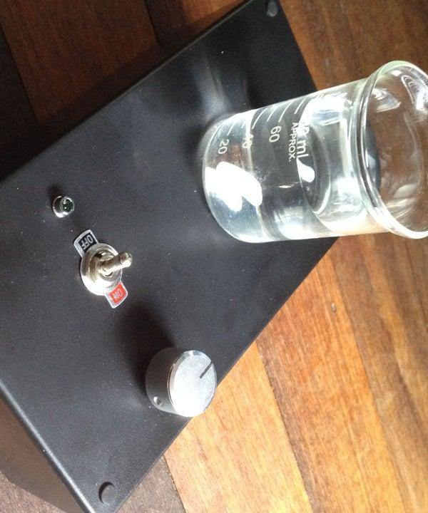 Easy DIY Magnetic Stirrer