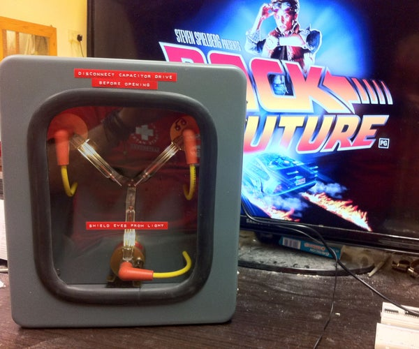 Flux Capacitor - Back to the Future