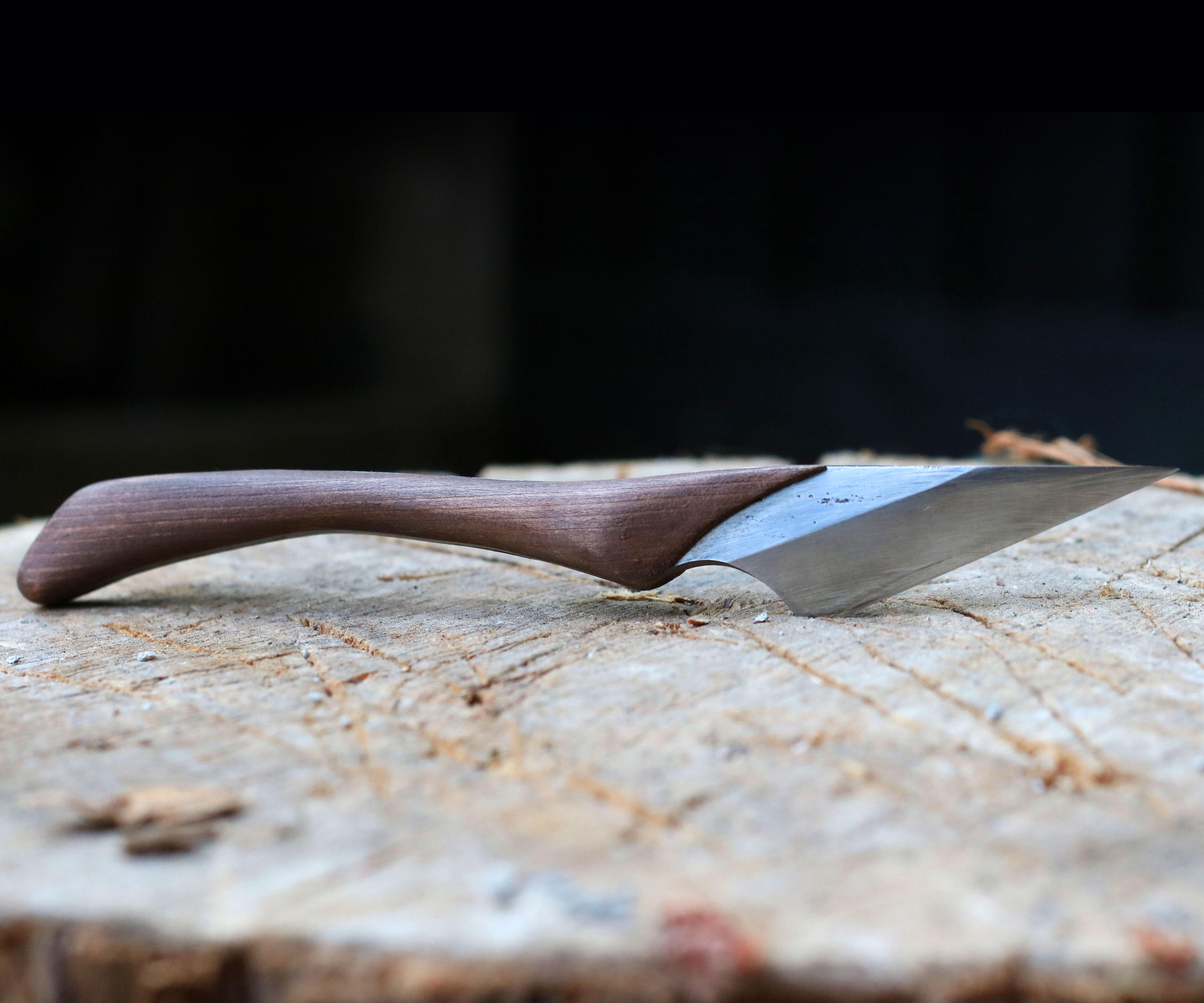 How to Make Kiridashi Style Utility Knife