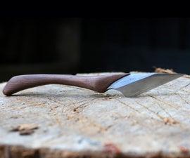 How to Make Stylish Kiridashi/Utility Knife