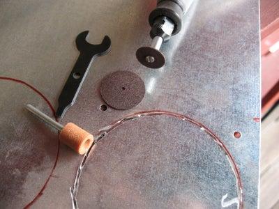 Cut Fan Holes