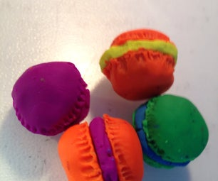 Clay Macaroons
