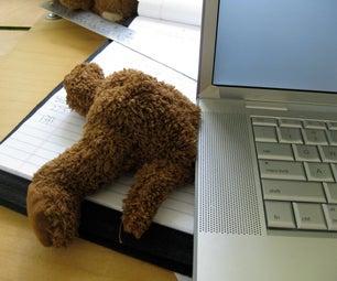 Teddy Bear USB Flash Drive (USBear?)