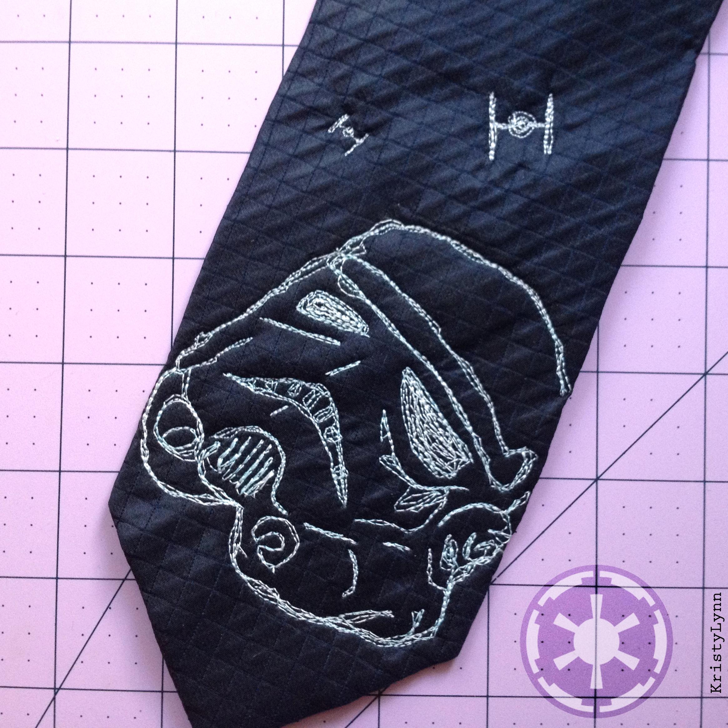 Stormtrooper Tie