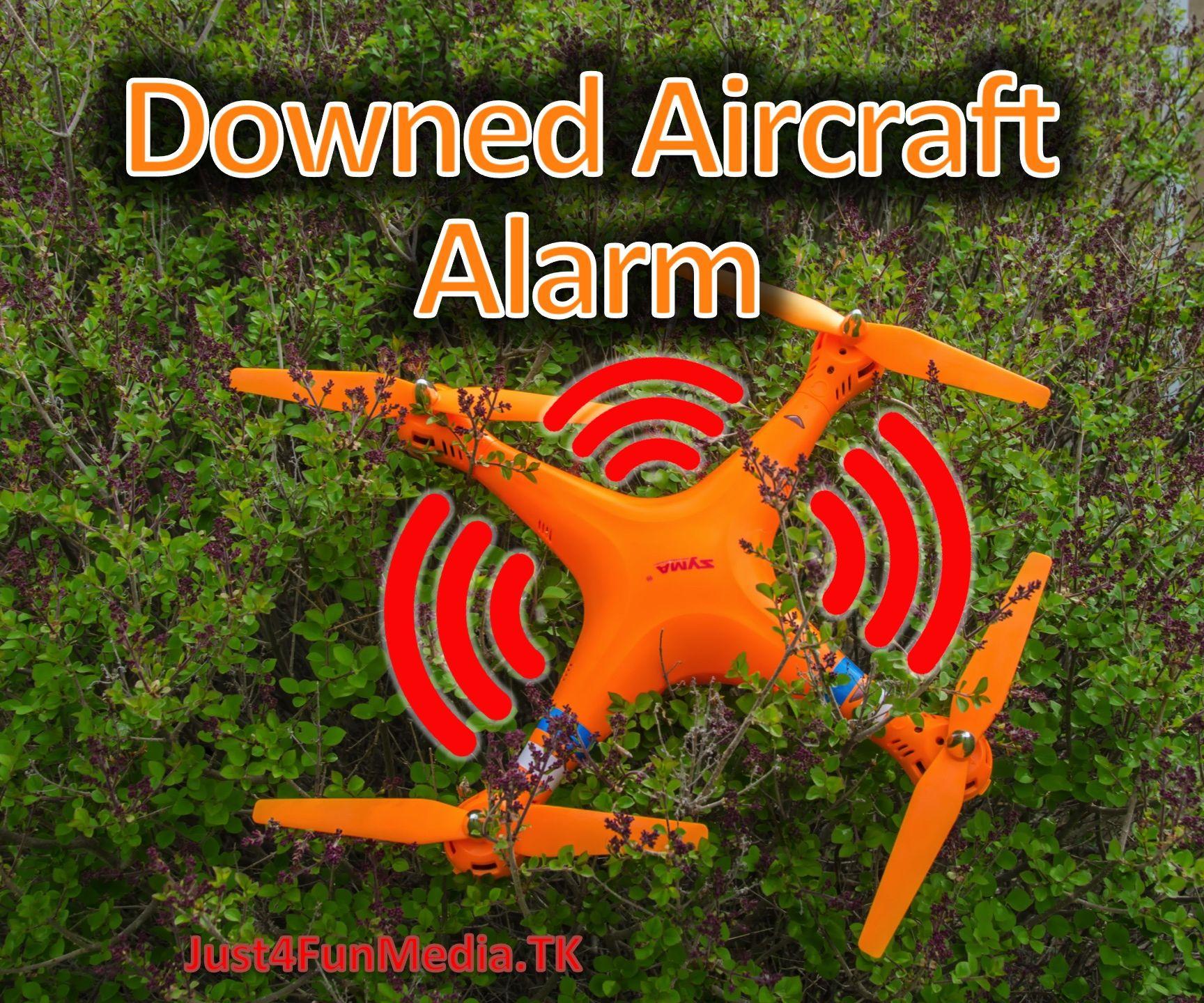 Downed Aircraft Alarm