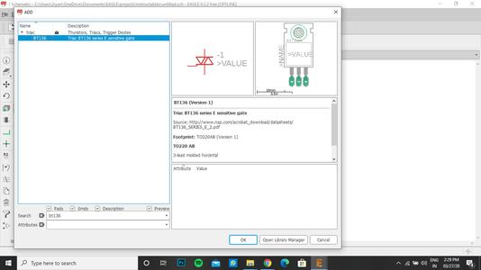 PCB Designing Using Eagle Cad (Part -1)
