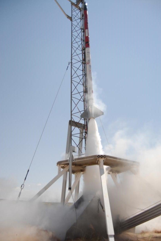 Sounding Rocket Avionics With FPGA