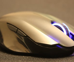 Razor Orochie Mouse Tacticle Button Mod