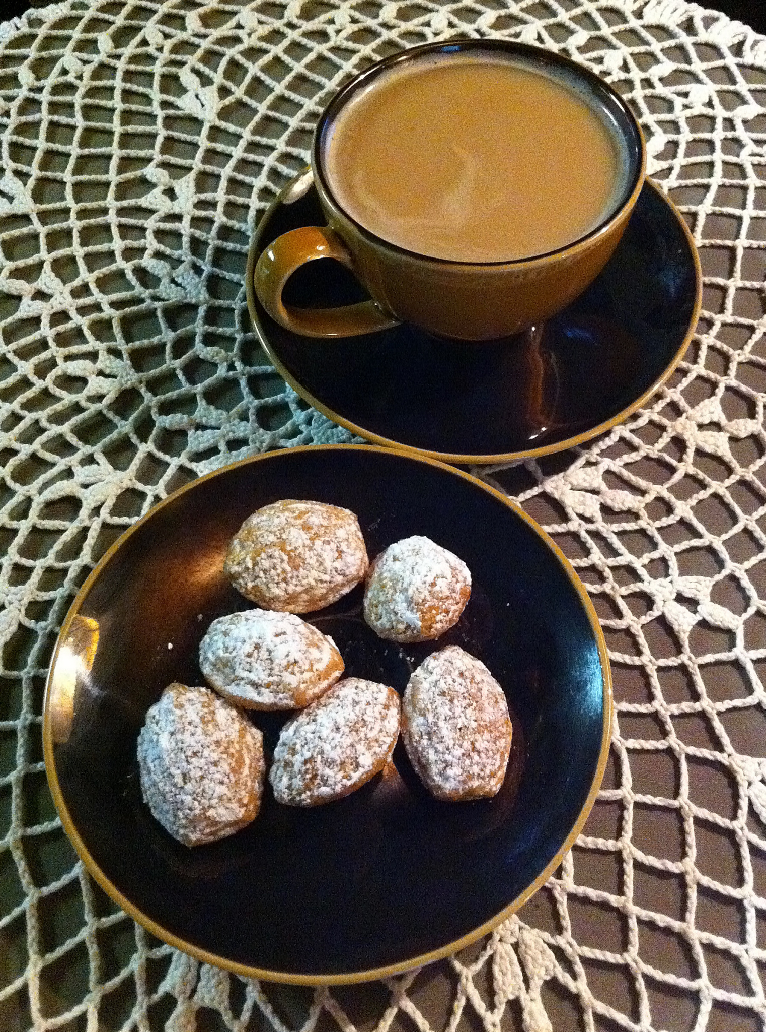 French Madeleines - Miniature and Traditional