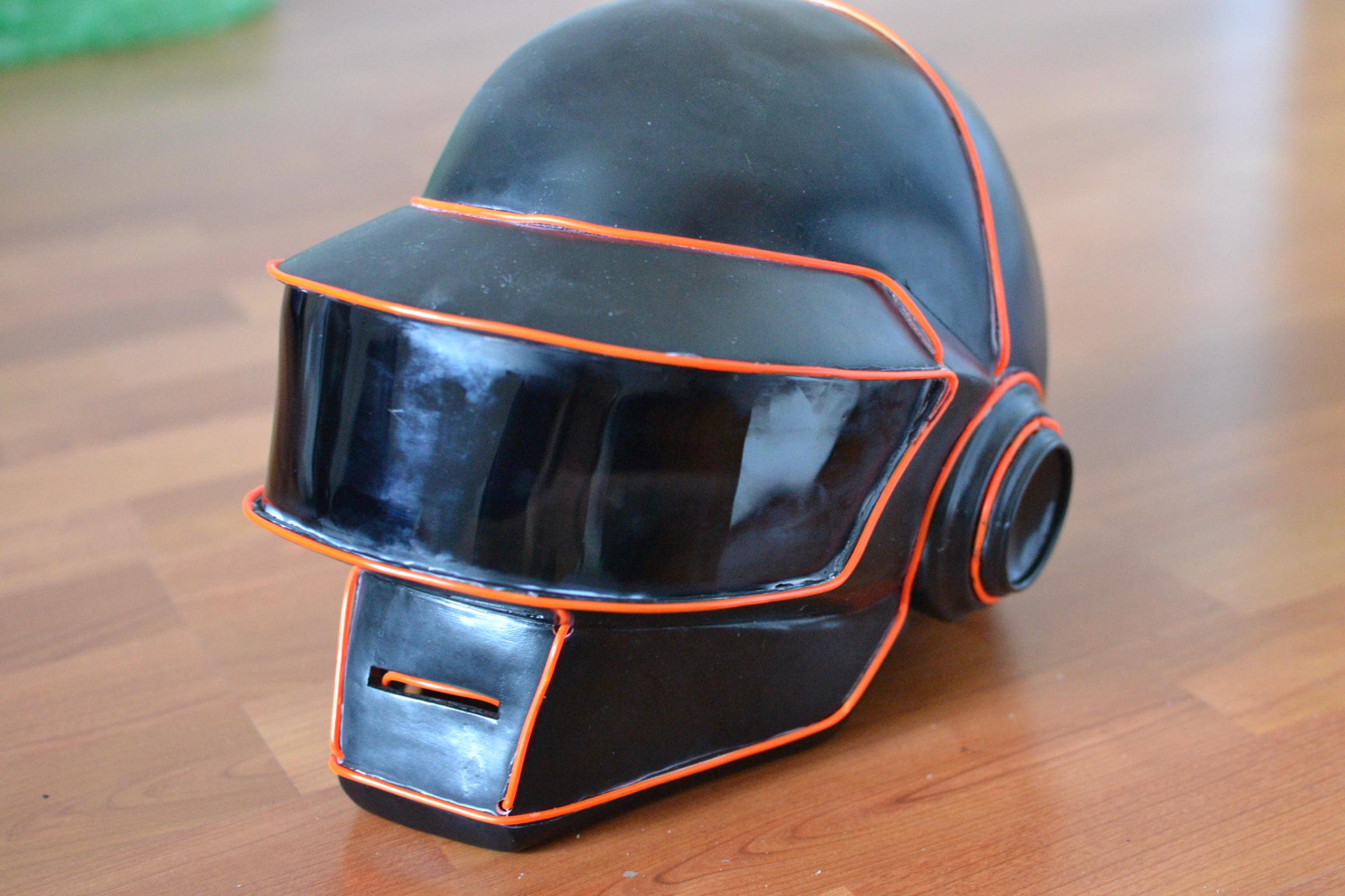 Daft Punk Thomas Bangalter Helmet!
