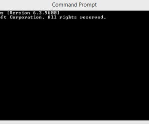 How to Change the Text and Background Color in Windows Command Prompt