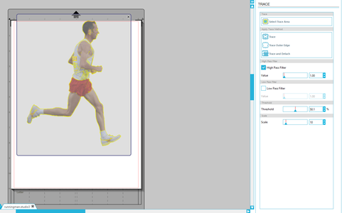 Turn Any Image Into a Vector in Silhouette Studio