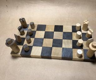 迷你国际象棋混合泳
