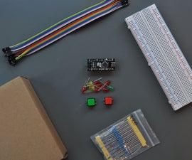 DIY Aurduino LED Game
